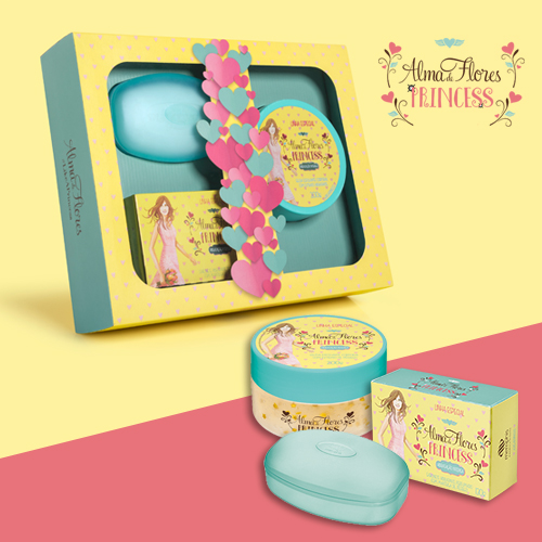 Kit Alma de Flores Princess