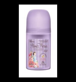 Desodorante Roll-on Alma de Flores Baunilha