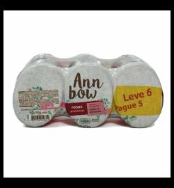 Pack Ann Bow Rosas