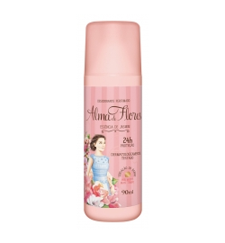 Desodorante Spray Alma de Flores Jasmim