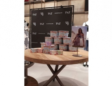 Lançamentos das novas lojas TVZ com participação de Alma de Flores